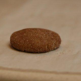 Friday Cookies: Snickerdoodle
