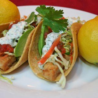 Fish Tacos: Thank you, Baja!