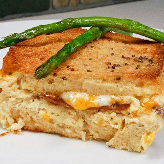 Emeril's Turkey Club Casserole: One-Dish of Delicious