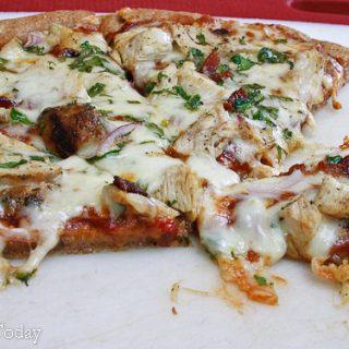 BBQ Chicken Pizza: Five Pies in Five Days