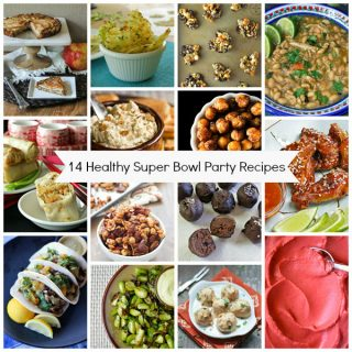 14 Healthy Super Bowl Party Recipes