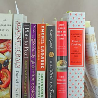 So You Want to Write a Cookbook
